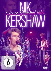 Cover Nik Kershaw - Live In Germany 1984 [DVD]